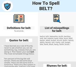 belt, spellcheck belt, how to spell belt, how do you spell belt, correct spelling for belt