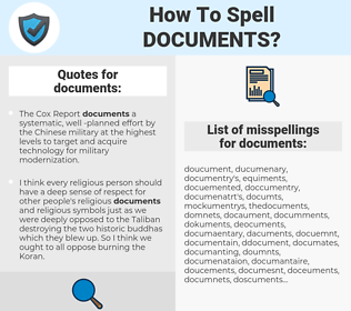documents, spellcheck documents, how to spell documents, how do you spell documents, correct spelling for documents