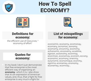economy, spellcheck economy, how to spell economy, how do you spell economy, correct spelling for economy