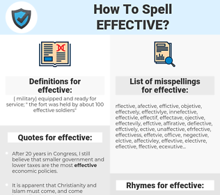 effective, spellcheck effective, how to spell effective, how do you spell effective, correct spelling for effective