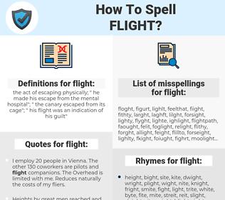 flight, spellcheck flight, how to spell flight, how do you spell flight, correct spelling for flight