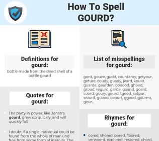 gourd, spellcheck gourd, how to spell gourd, how do you spell gourd, correct spelling for gourd