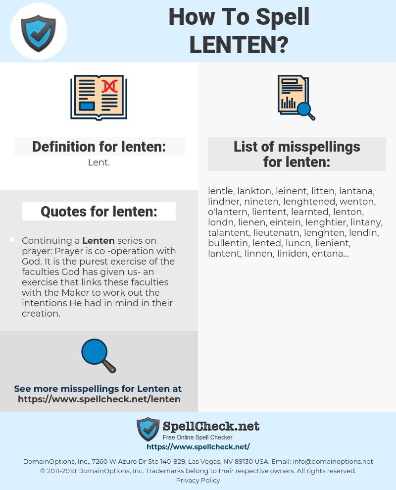 lenten, spellcheck lenten, how to spell lenten, how do you spell lenten, correct spelling for lenten
