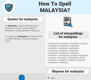 malaysia, spellcheck malaysia, how to spell malaysia, how do you spell malaysia, correct spelling for malaysia
