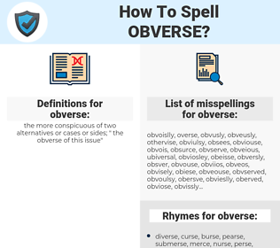 obverse, spellcheck obverse, how to spell obverse, how do you spell obverse, correct spelling for obverse