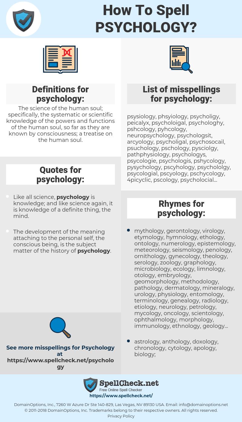 psychology on the net
