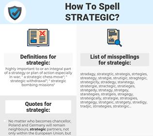 strategic, spellcheck strategic, how to spell strategic, how do you spell strategic, correct spelling for strategic