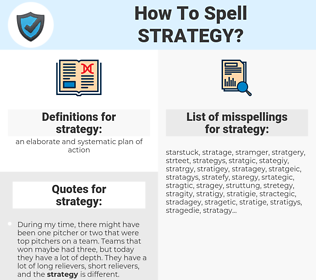 strategy, spellcheck strategy, how to spell strategy, how do you spell strategy, correct spelling for strategy