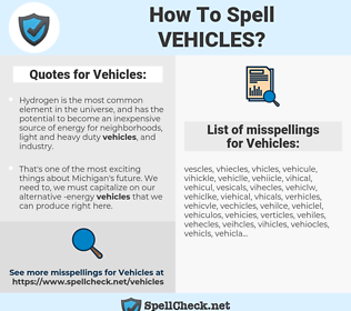 Vehicles, spellcheck Vehicles, how to spell Vehicles, how do you spell Vehicles, correct spelling for Vehicles