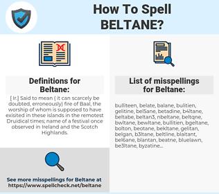 Beltane, spellcheck Beltane, how to spell Beltane, how do you spell Beltane, correct spelling for Beltane