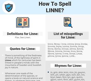 Linne, spellcheck Linne, how to spell Linne, how do you spell Linne, correct spelling for Linne