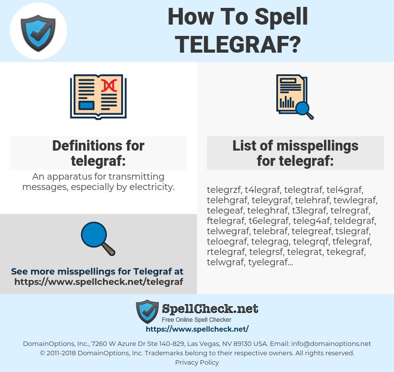 telegraf online