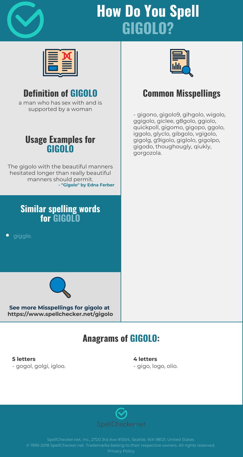 gigolo definition