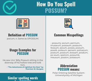 The Presum