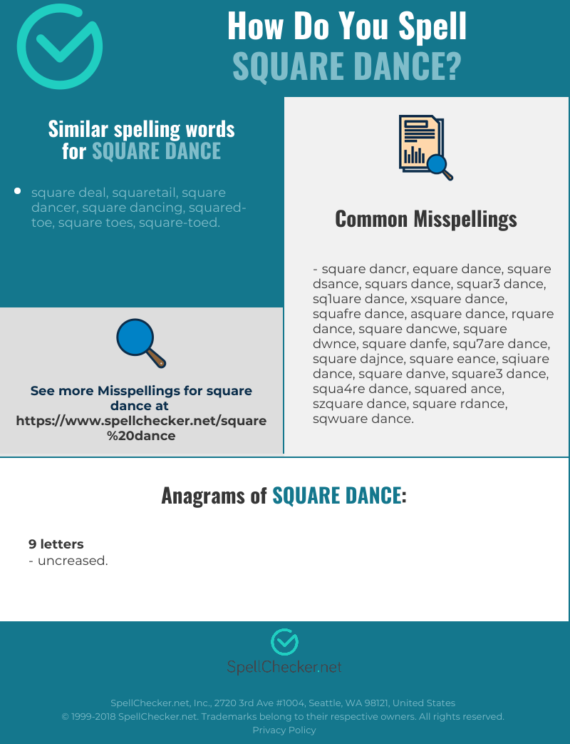 types of square dancing