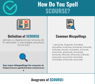 Correct spelling for Scourse