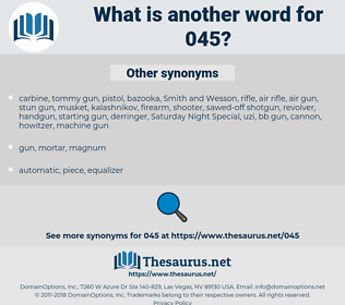 045, synonym 045, another word for 045, words like 045, thesaurus 045