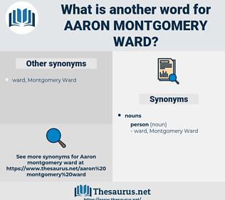 aaron montgomery ward, synonym aaron montgomery ward, another word for aaron montgomery ward, words like aaron montgomery ward, thesaurus aaron montgomery ward