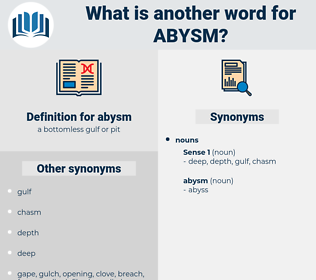abysm, synonym abysm, another word for abysm, words like abysm, thesaurus abysm