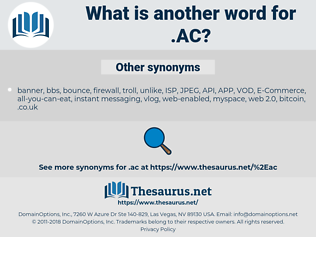 ac, synonym ac, another word for ac, words like ac, thesaurus ac