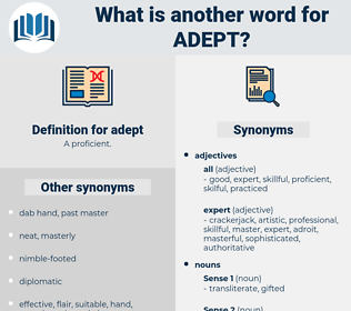adept, synonym adept, another word for adept, words like adept, thesaurus adept