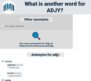 adjy, synonym adjy, another word for adjy, words like adjy, thesaurus adjy