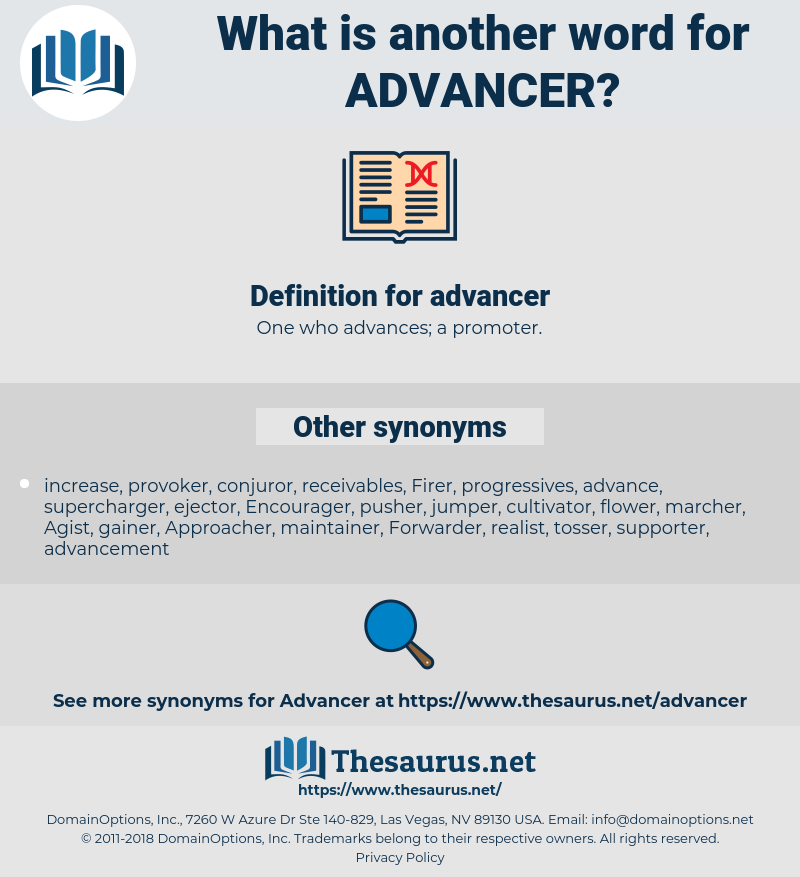 advancer, synonym advancer, another word for advancer, words like advancer, thesaurus advancer