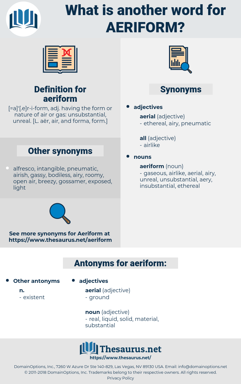 aeriform, synonym aeriform, another word for aeriform, words like aeriform, thesaurus aeriform