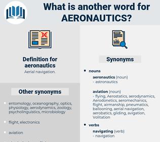 aeronautics, synonym aeronautics, another word for aeronautics, words like aeronautics, thesaurus aeronautics
