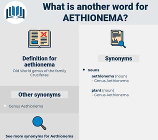 aethionema, synonym aethionema, another word for aethionema, words like aethionema, thesaurus aethionema