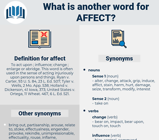 affect, synonym affect, another word for affect, words like affect, thesaurus affect