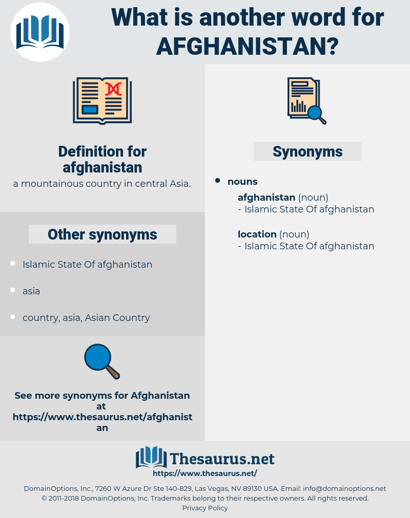 afghanistan, synonym afghanistan, another word for afghanistan, words like afghanistan, thesaurus afghanistan