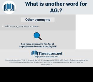 ag, synonym ag, another word for ag, words like ag, thesaurus ag