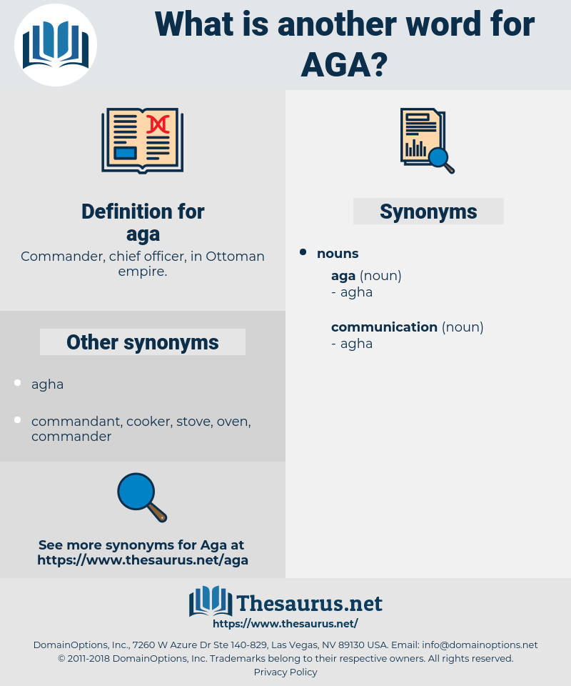 aga, synonym aga, another word for aga, words like aga, thesaurus aga
