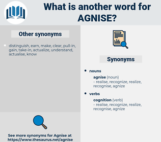 agnise, synonym agnise, another word for agnise, words like agnise, thesaurus agnise