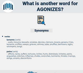 agonizes, synonym agonizes, another word for agonizes, words like agonizes, thesaurus agonizes