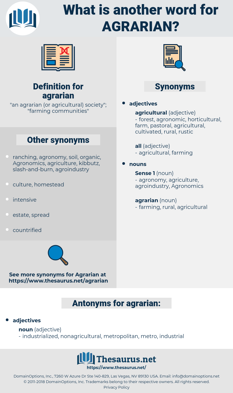 agrarian, synonym agrarian, another word for agrarian, words like agrarian, thesaurus agrarian