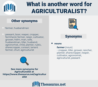 Agriculturalist, synonym Agriculturalist, another word for Agriculturalist, words like Agriculturalist, thesaurus Agriculturalist