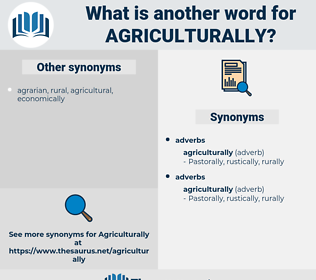 agriculturally, synonym agriculturally, another word for agriculturally, words like agriculturally, thesaurus agriculturally