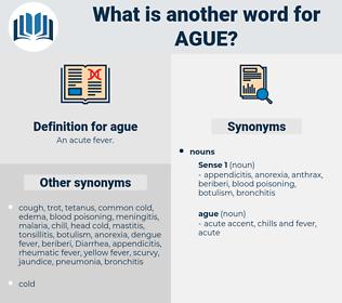 ague, synonym ague, another word for ague, words like ague, thesaurus ague