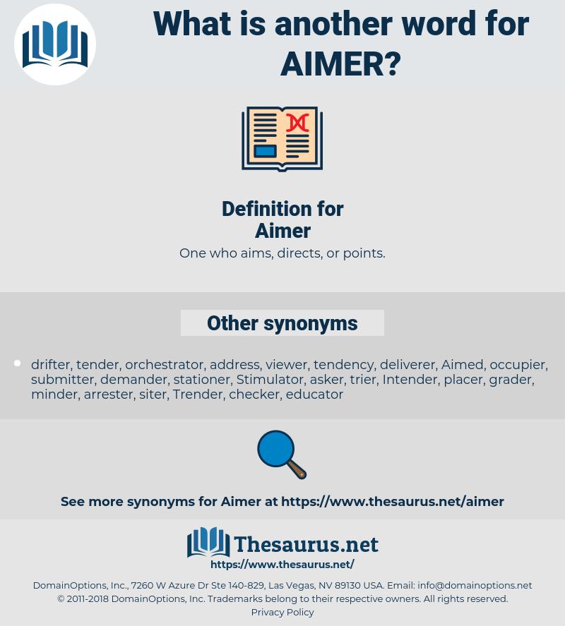 Aimer, synonym Aimer, another word for Aimer, words like Aimer, thesaurus Aimer