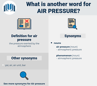 air pressure, synonym air pressure, another word for air pressure, words like air pressure, thesaurus air pressure