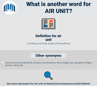 air unit, synonym air unit, another word for air unit, words like air unit, thesaurus air unit