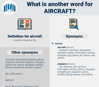 aircraft, synonym aircraft, another word for aircraft, words like aircraft, thesaurus aircraft