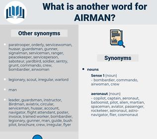 airman, synonym airman, another word for airman, words like airman, thesaurus airman