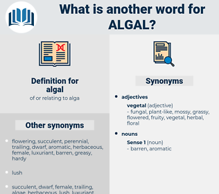 algal, synonym algal, another word for algal, words like algal, thesaurus algal