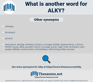alky, synonym alky, another word for alky, words like alky, thesaurus alky