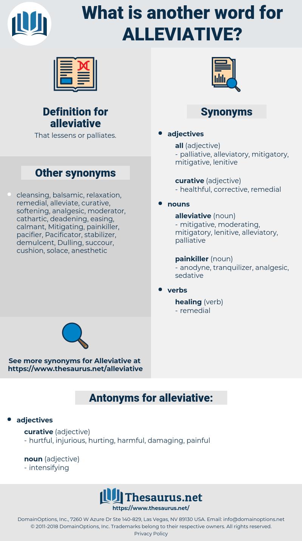 alleviative, synonym alleviative, another word for alleviative, words like alleviative, thesaurus alleviative