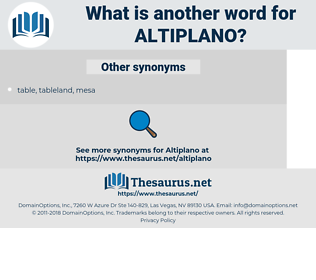 altiplano, synonym altiplano, another word for altiplano, words like altiplano, thesaurus altiplano