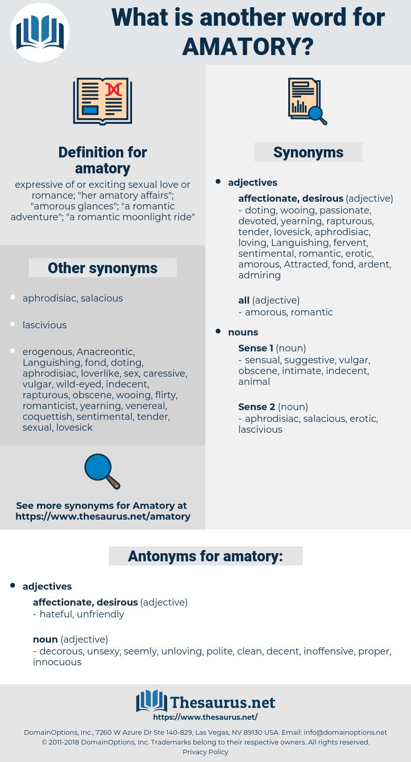 amatory, synonym amatory, another word for amatory, words like amatory, thesaurus amatory